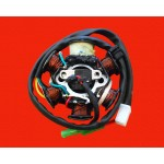 Go-Kart 150cc : 6-pole Stator