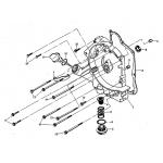Crankcase Assembly I