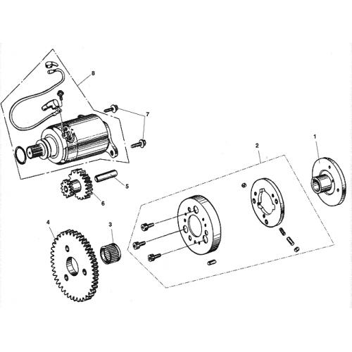 Electric Starter embly (Kasea LM150IIR 2000) on kawasaki wiring diagram, husaberg wiring diagram, yamaha wiring diagram, norton wiring diagram, garelli wiring diagram, kymco wiring diagram, vespa wiring diagram, dinli wiring diagram, kazuma wiring diagram, phantom wiring diagram, tomos wiring diagram, royal ryder wiring diagram, motor trike wiring diagram, smc wiring diagram, motofino wiring diagram, lifan wiring diagram, alpha sports wiring diagram, ural wiring diagram, suzuki wiring diagram, ossa wiring diagram,