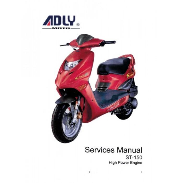 150cc scooter service manual. Black Bedroom Furniture Sets. Home Design Ideas