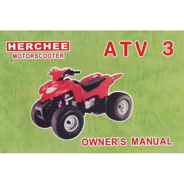 152 Fmh Atv owners manual