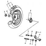 Rear Wheel (10 in)