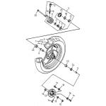 Front Wheel (AL)