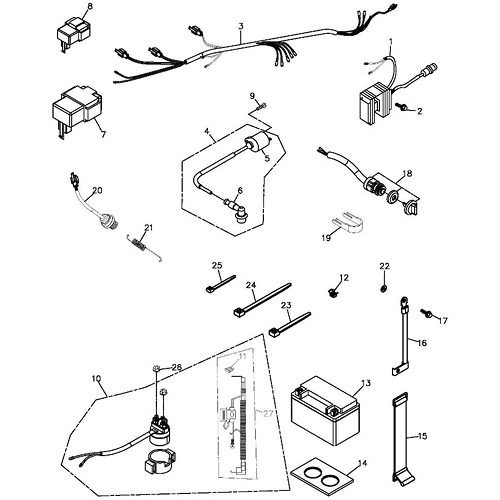 toyota rav4 body parts catalog
