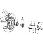 Rear Wheel (DOT)