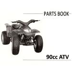 Adly (Blazer) 90cc Parts Manual