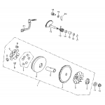 Pulley Driven Face