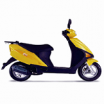 Hyosung Sense SD-50 Scooter