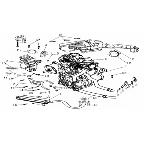 Kandi 150cc Engine Wiring Diagram Com