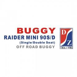 Raider Mini 90 Service Manual