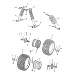 Front Wheel | Suspension