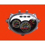 JMSTAR Z Bike 150cc Scooter Speedometer Assembly