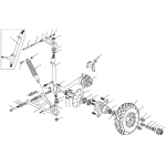 Front Wheel | Suspension Arm