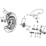 """Rear Wheel (12"""")"""