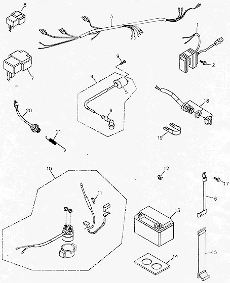 Engine Wiring Harness Diagram On Lifan 5 Pin Cdi Wire Diagram