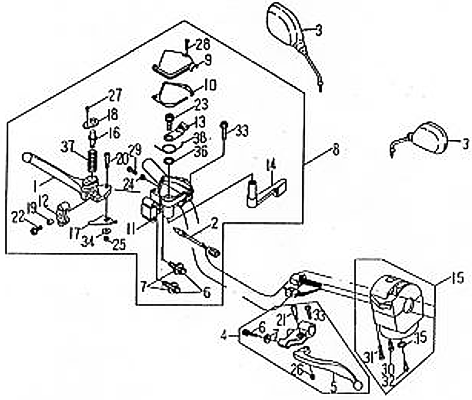 Arctic Cat Snowmobile Wiring Diagrams on wiring diagram for a polaris 500 sportsman